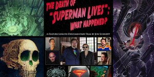 death superman lives banner