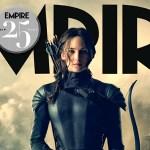 Hunger Games: il Canto della Rivolta in copertina su Empire, l'epilogo non è stato ancora girato