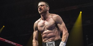 Jake Gyllenhaal Southpaw banner