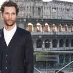 Interstellar: il nostro incontro con Matthew McConaughey!