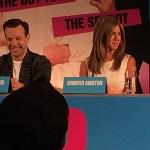 Jennifer Aniston e il cast parlano di Come Ammazzare il Capo 2 alla premiére di Londra!