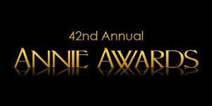 annie awards banner