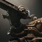 L'imponente Space Jockey di Alien firmato dalla Sideshow Collectibles