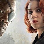 Avengers: Age of Ultron, i character poster di Nick Fury e Vedova Nera!