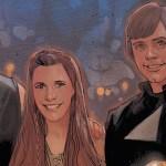 Prima immagine di Shattered Empire, fumetto prequel di Star Wars: il Risveglio della Forza