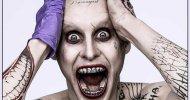 Suicide Squad: Jared Leto e il rapper Common in costume di scena sul set