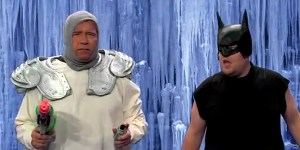 Arnold Schwarzenegger James Corden