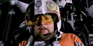 William Hootkins Star Wars