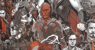 Tutti i protagonisti un un poster alternativo di Avengers: Age of Ultron