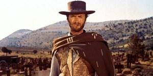 Il buono, il brutto, il cattivo Sergio Leone Western Clint Eastwood