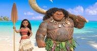 Oceania: Dwayne Johnson si prepara a cantare in alcuni scatti dal backstage