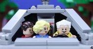 Un corto in LEGO stop motion per Ritorno al Futuro!