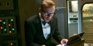 Simon Pegg mission impossible rogue nation
