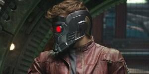 Star Lord Guardiani della Galassia Chris Pratt