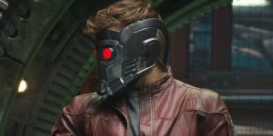 Star Lord Guardiani della Galassia Chris Pratt