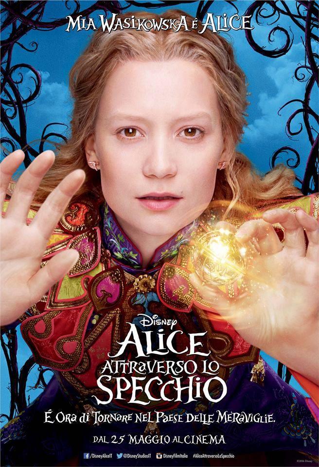 Alice attraverso lo specchio - Attraverso lo specchio ...