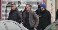 Matt Damon sul set tedesco di Bourne 5!