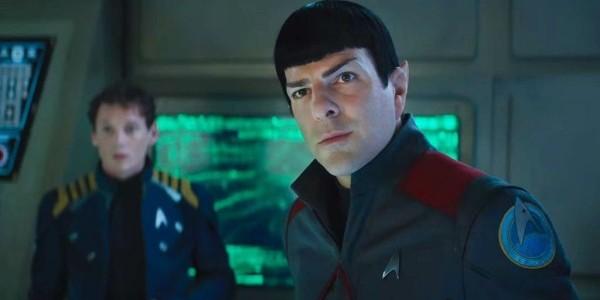 Star Trek Beyond: persino Simon Pegg non ha gradito il trailer
