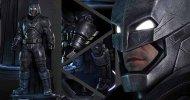 Batman V Superman: ecco l'armatura corazzata di Batman a grandezza naturale creata dalla Hot Toys