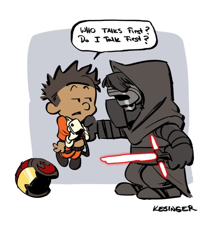 star-wars-the-force-awakens-gets-calvin-hobbes-style-mashup-art-series6