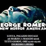 Lucca Film Festival 2016: George Romero e il new horror americano in mostra