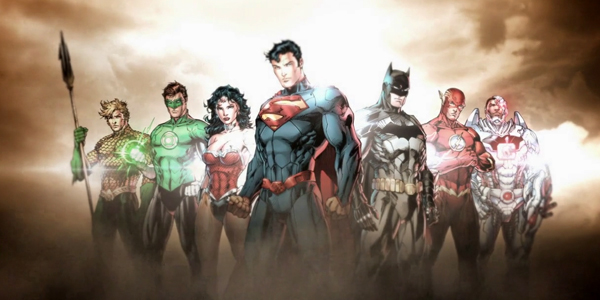 Justice League: DC Comics lancia logo e trama del film