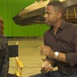 Captain America: Civil War, sul set del film con Extra TV