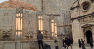 Star Wars: Episodio VIII, i preparativi a Dubrovnik sono quasi ultimati, ecco foto e video!