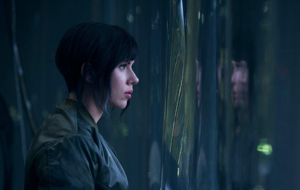 Ghost in the Shell: Scarlett Johansson diventa un cyborg nella prima foto