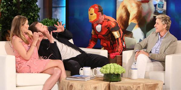 Iron Man 4: Robert Downey Jr. è possibilista sul sequel