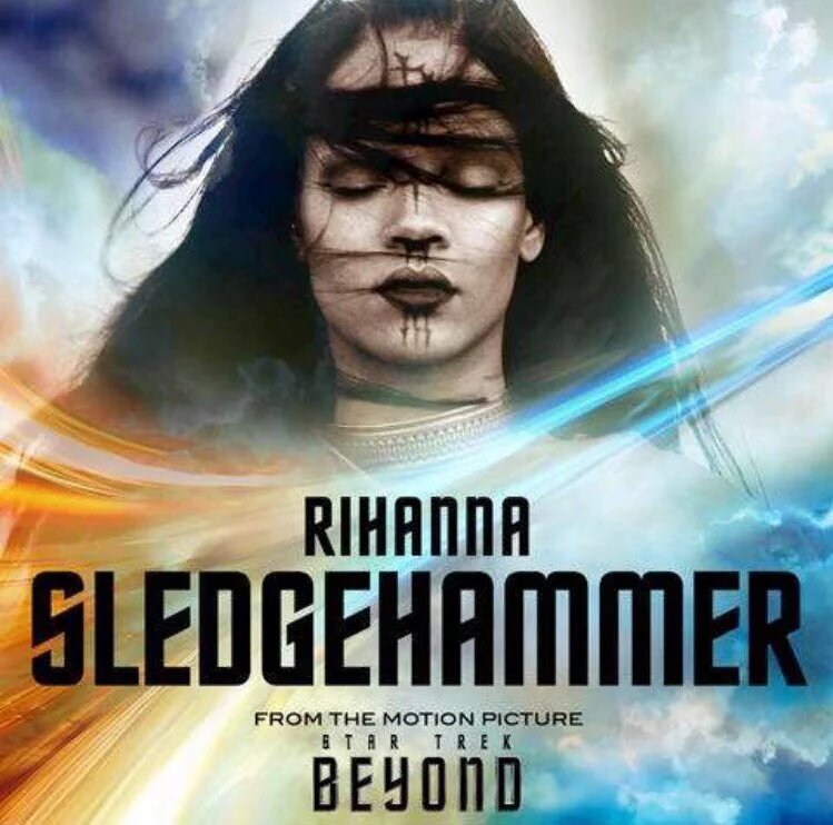 Rihanna per la Soundtrack di Star Trek Beyond