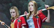 Yoga Hosers: Harley Quinn Smith e Lily-Rose Depp nel poster del film di Kevin Smith