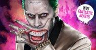 Suicide Squad: il ghigno tatuato del Joker sulla cover di Empire