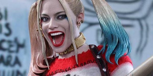 Margot Robbie parla del film su Harley Quinn!