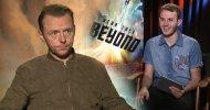 EXCL – Star Trek Beyond: Badtaste.it intervista Simon Pegg, attore e sceneggiatore del film