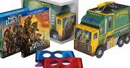 Tartarughe Ninja – Fuori dell'Ombra: il furgone delle Turtles per la special edition home video!