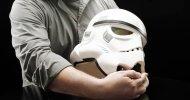Star Wars: ecco la replica Black Series dell'elmo degli Stormtrooper con distorsore vocale