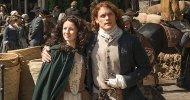 Outlander: l'autrice Diana Gabaldon dice cosa pensa di Sam Heughan e Caitriona Balfe
