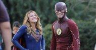 The Flash e Supergirl insieme per un doppio episodio musical!