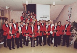 BAE Systems Brass Band on Tour in Germany 2001