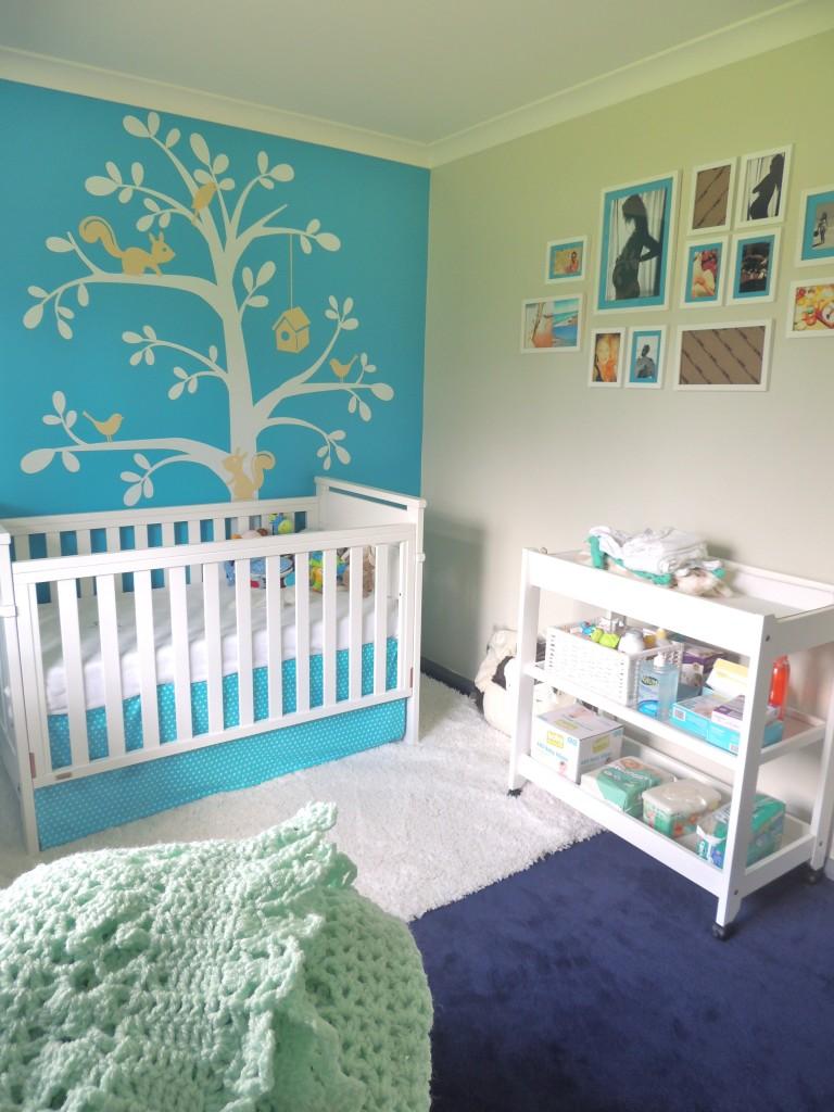 quarto de bebe jardim encantado:Quarto de bebê: Jardim – Bagagem de MãeBagagem de Mãe
