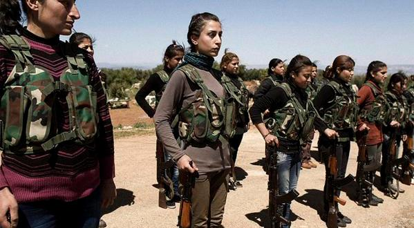 From Sinjar to Kobani