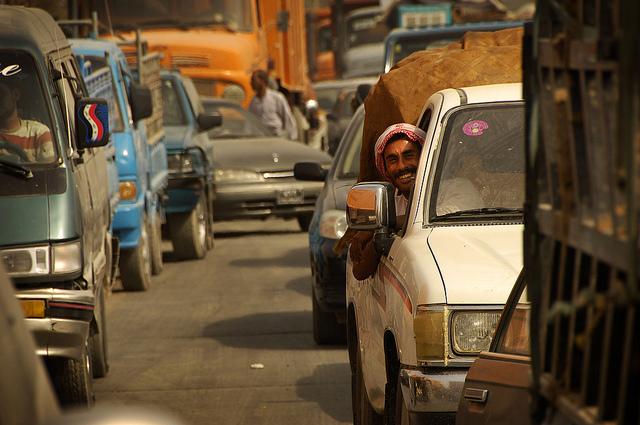 Baghdad Traffic