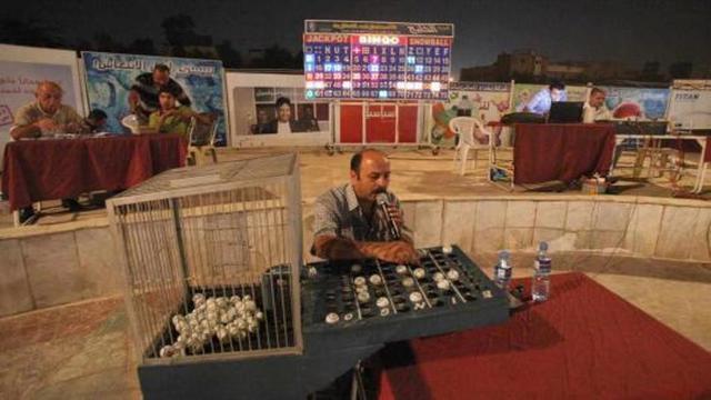 Iraqi Bingo Caller