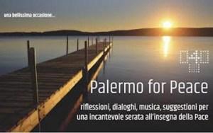 """""""Palermo for Peace"""", il 4 giugno al Teatro di Verdura."""