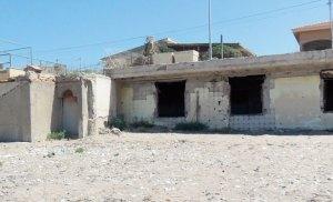 Demolizione per due immobili sulla Plaia di Aspra