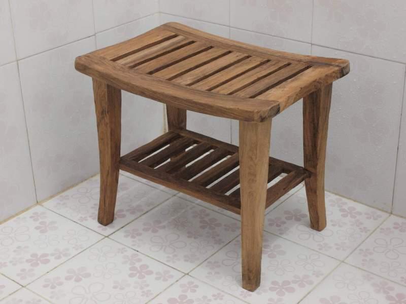Large Of Teak Shower Bench
