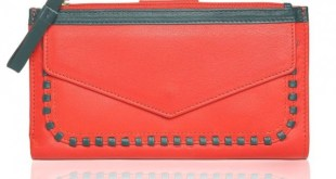 The Leather Boutique Fruit Loop Wallet