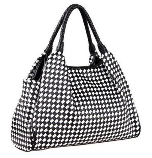 Rediff Monochrome Bag