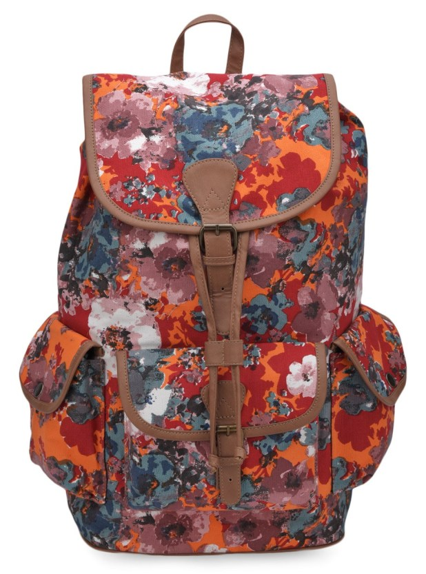 Limeroad MultiFloral Backpack